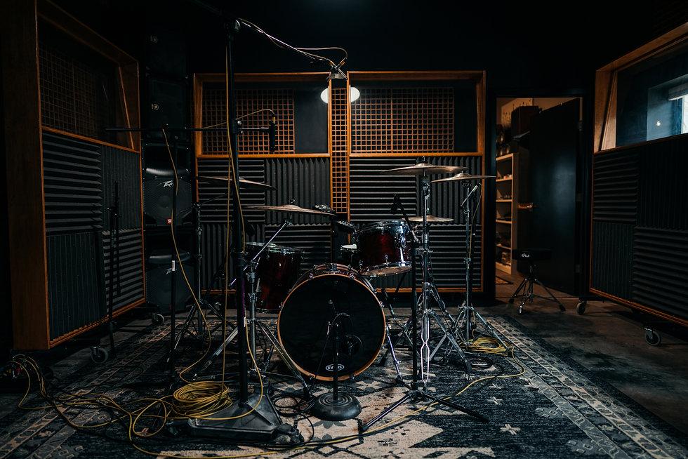 Live Room, Drum Room