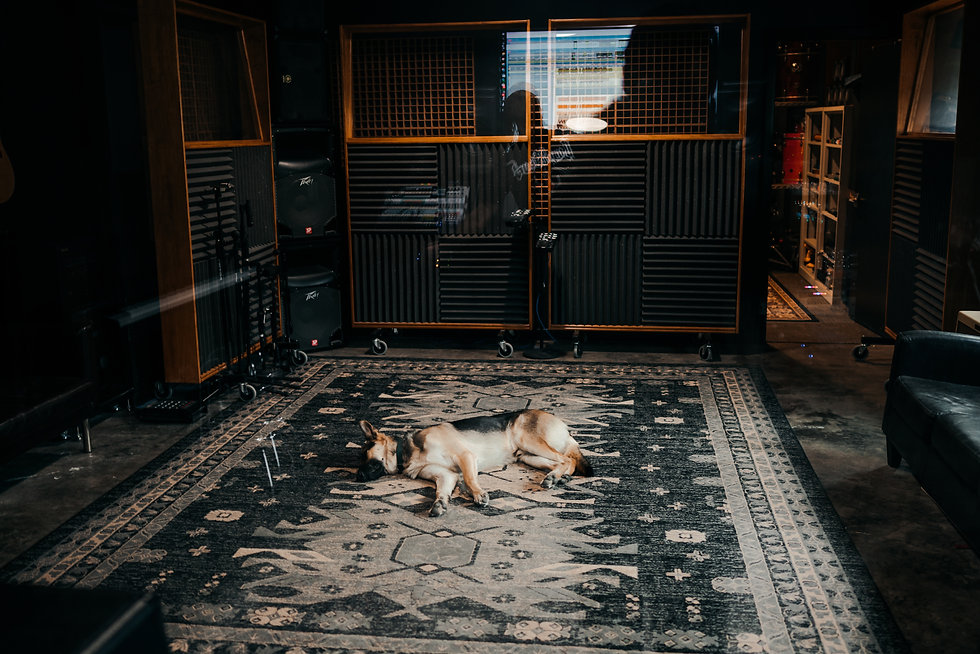 Best Modern Recording Studio Texas
