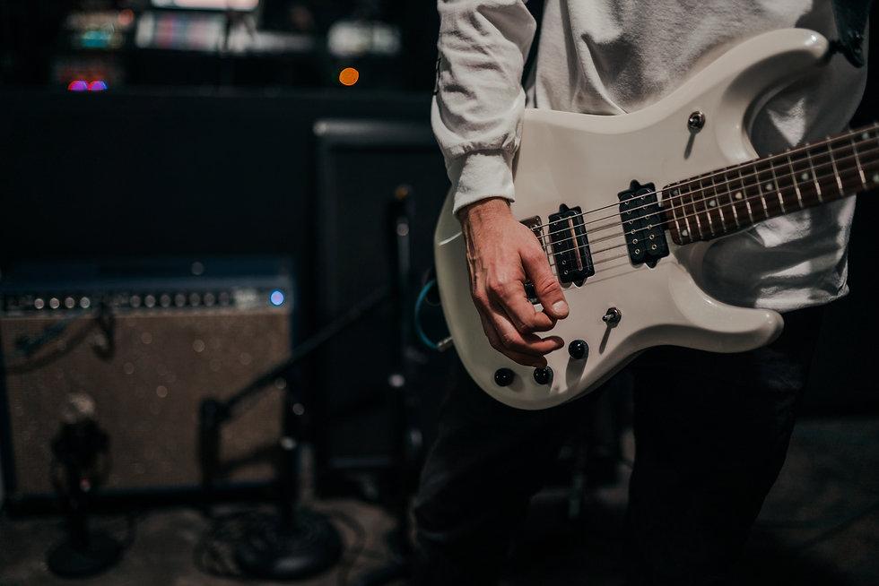 Music Man, Fender, Live Amps