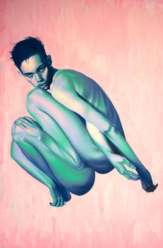 Sigmoid (Self Portrait)