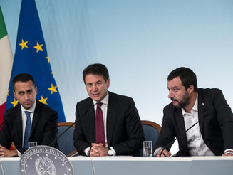 The Conte administration in Italy: a national populist 'government of change' or business as usual?