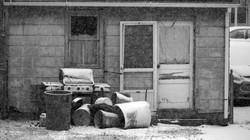 Backyard Blizzard