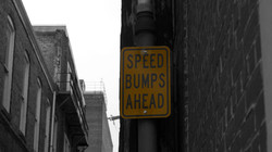 Speed Bumps Ahead