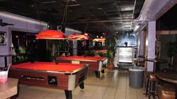 Pool Table Area