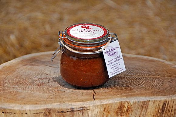 Spiced Tomato Chutney 350g