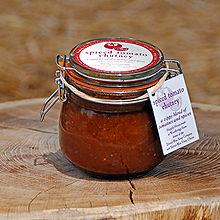 Spiced Tomato Chutney Kilner Jar