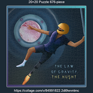 jigsaw law of gravity