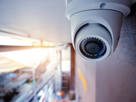 Using CCTV for workplace monitoring