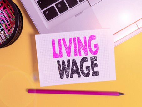 National Living Wage Set To Rise on 1st April 2021