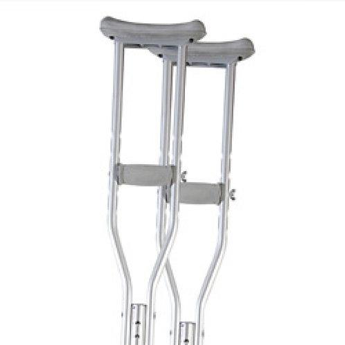 Alpha CR-U Underarm Crutches - Youth