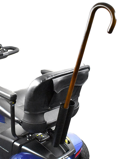 Scooter Accessory - Walking Stick/Crutch Holder for Scooters