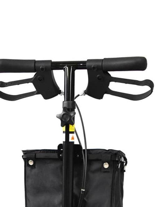 Kneewalker - Lightweight Single Brake Hero Medical (Includes Bag) Budget - Hero