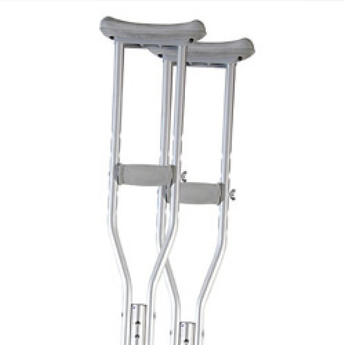 Alpha CR-U Underarm Crutches - Adult