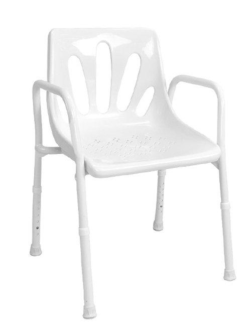 Shower Chair - Aluminium Hero Medical 205kg