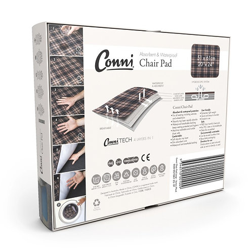Conni Chair Pad (Large)