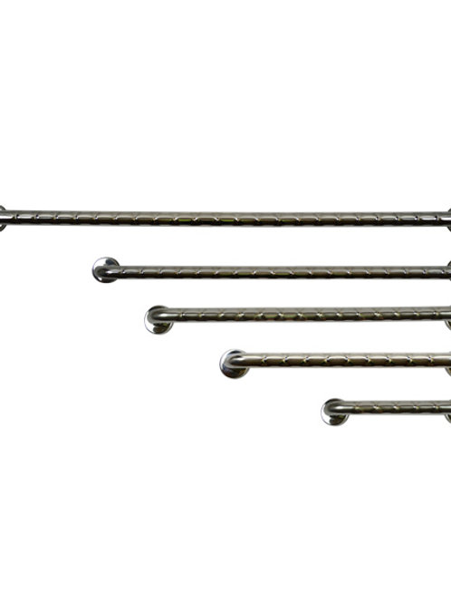 Rails - Grab Rail Bar S/S 32mm (Each)- Hero Medical