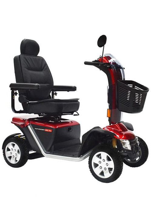 Scooter - Pride Pathrider 140XL                             + 75AH x2 Suited Bat