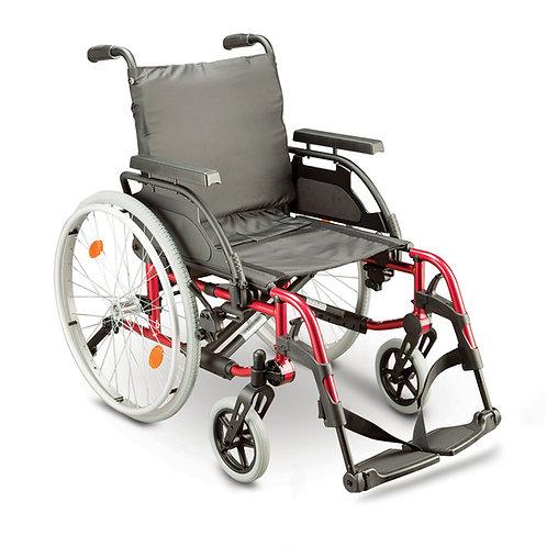 Breezy Basix Wheelchair