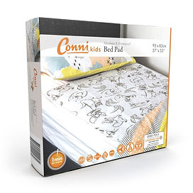 CKCD-085095-25-1 Conni Bed Pad Pack Kids