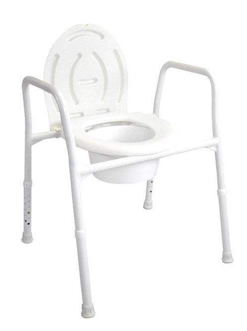Over Toilet Aid - Premium Bariatric 56cm 280kg (Includes Splash Guard) -  Royale