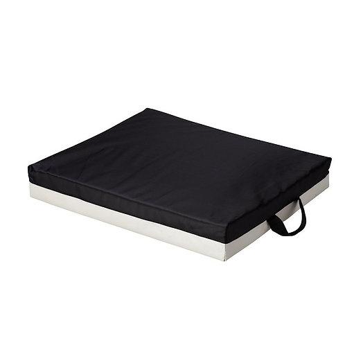 Wheelchair Cushion - Dual Layer - PU & Memory Foam