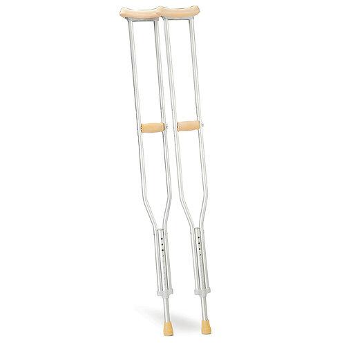 Care Quip Underarm Crutches