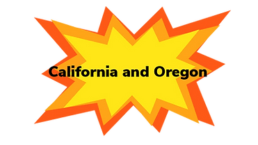 Califoria and OregonLoans