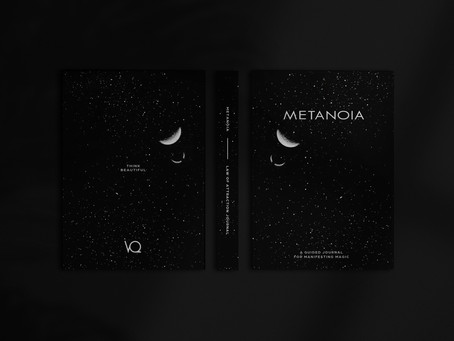 Metanoia - Law of Attraction Journal