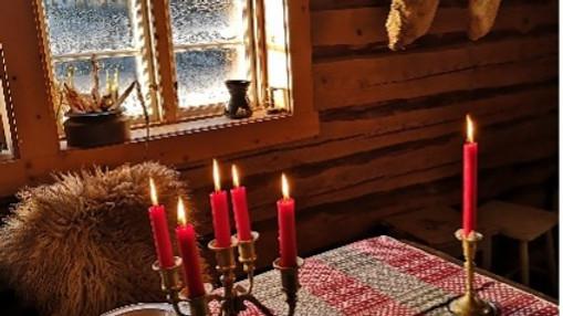 Julebord på Skjølberg Søndre