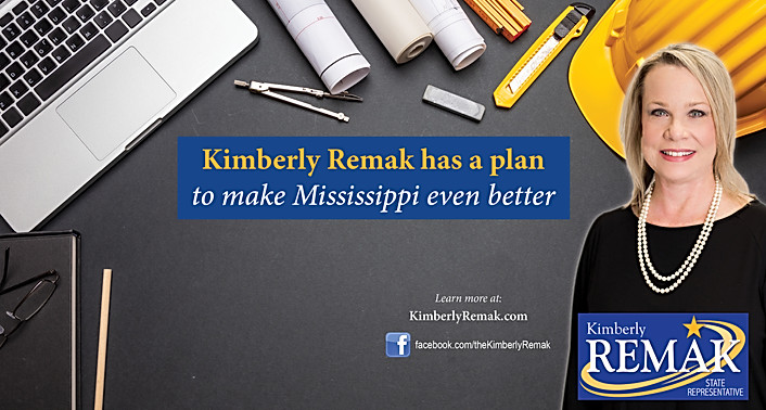 Kimberly Remak - Her Plan to Make Mississippi Even Better