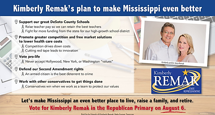 Kimberly Remak - Her Plan to Make Mississippi Even Better (b)