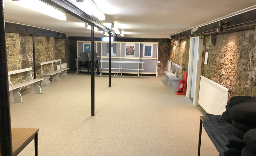 The Undercroft - Great Yarmouth Meeting House