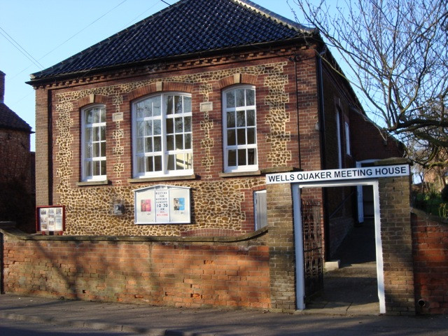 Meeting House View - Wells Meeting House