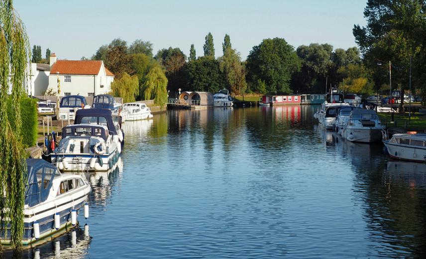 Beccles - River Waveney