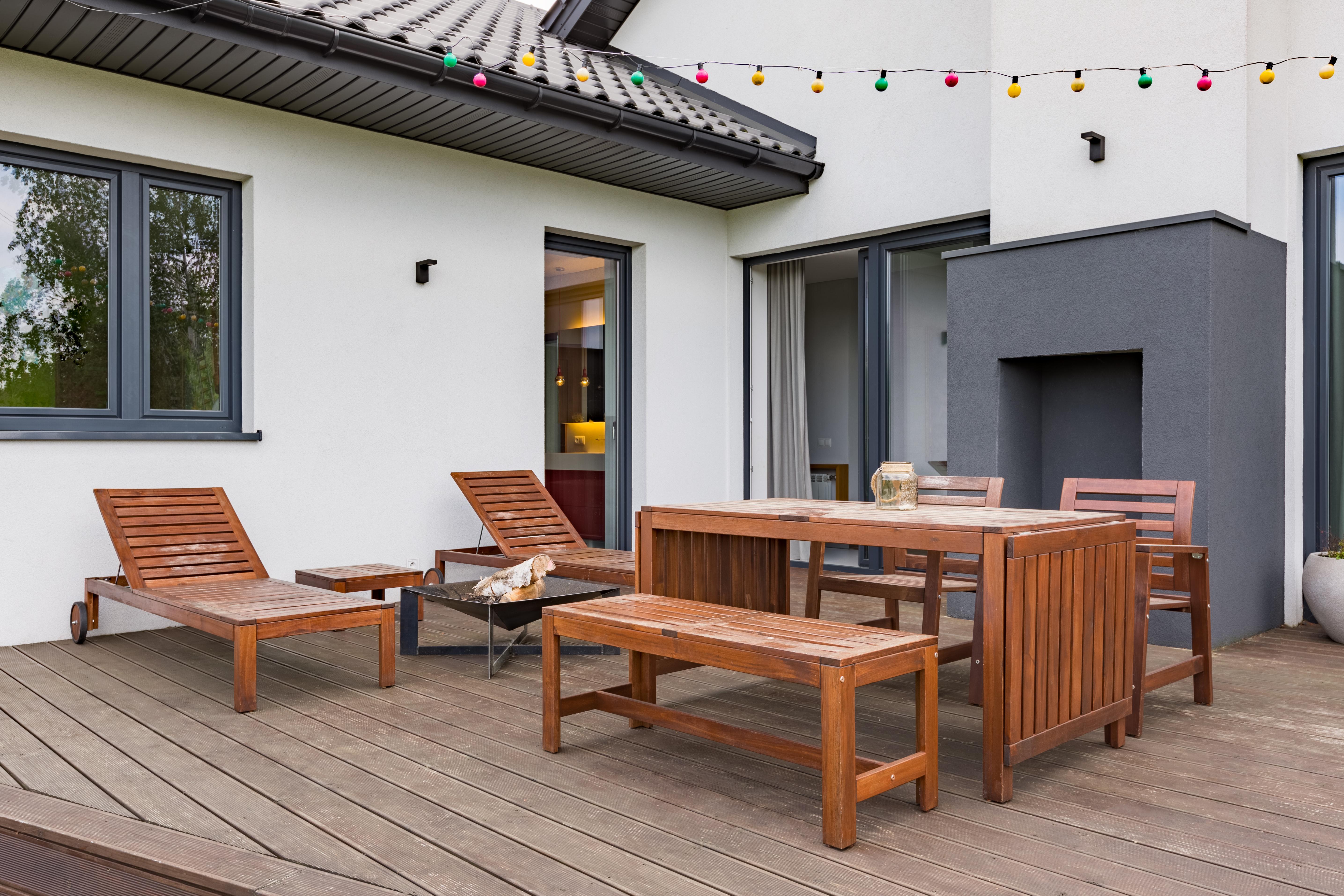 Garden Living Spaces