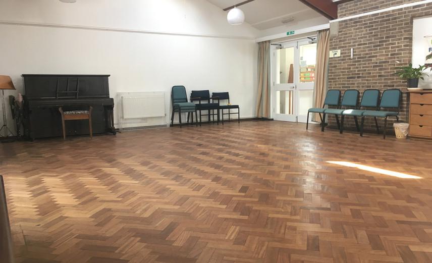 Meeting Room 2 - Sheringham Meeting House