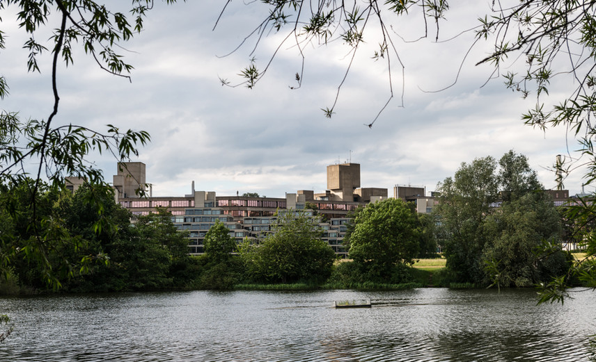 View across the Broad - University of East Anglia