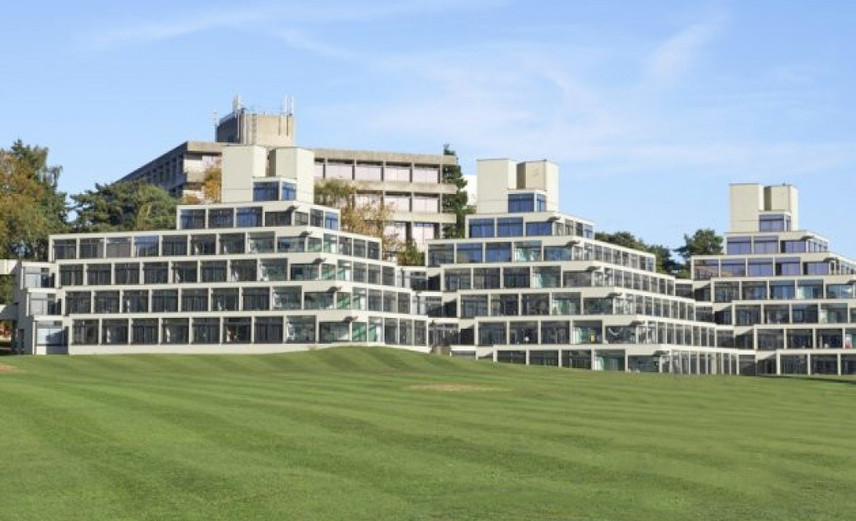 University of East Anglia - View of the Campus