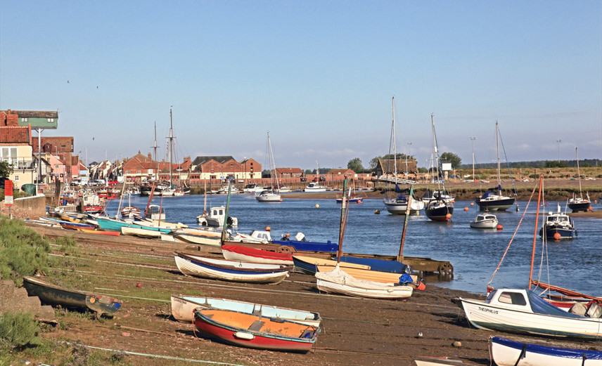 Wells-next-the-Sea View