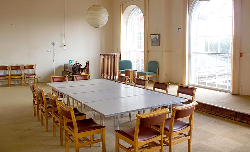 Large Meeting Room - Norwich Meeting House