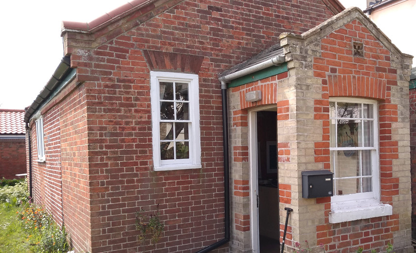 Entrance - Pakefield Meeting House