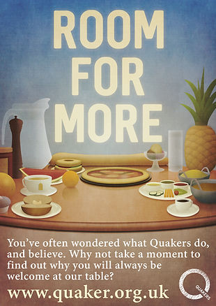 Find out more about Quakers