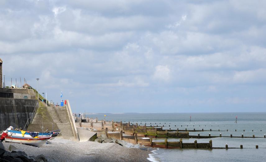 Sheringham Sea Front