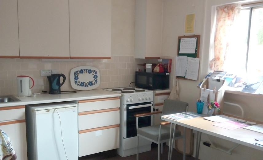 Kitchen - North Walsham Meeting House
