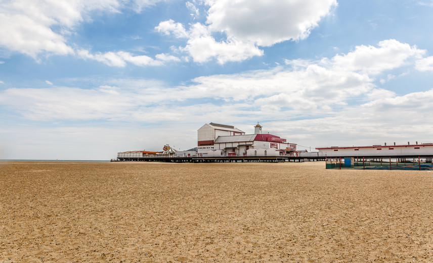 Great Yarmouth - Beach & Pier