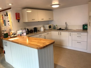 Kitchen - Aylsham Meeting House