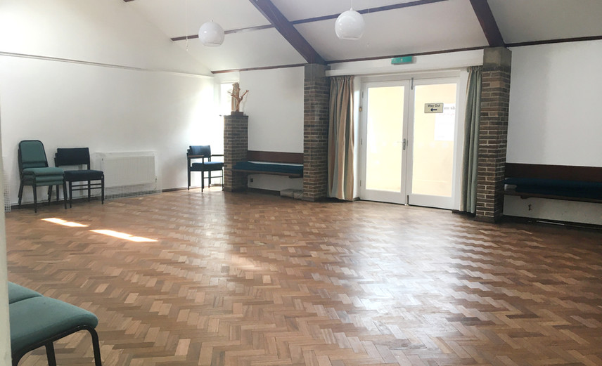 Meeting Room 1 - Sheringham Meeting House