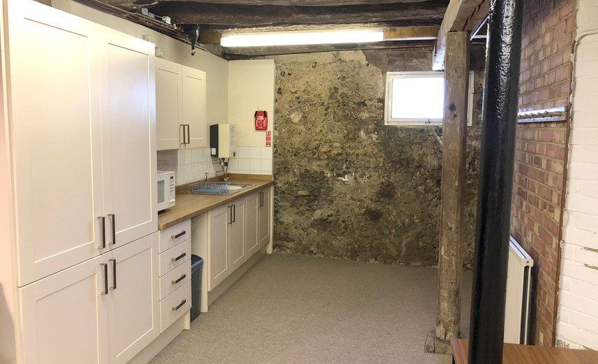Kitchen - Great Yarmouth Meeting House
