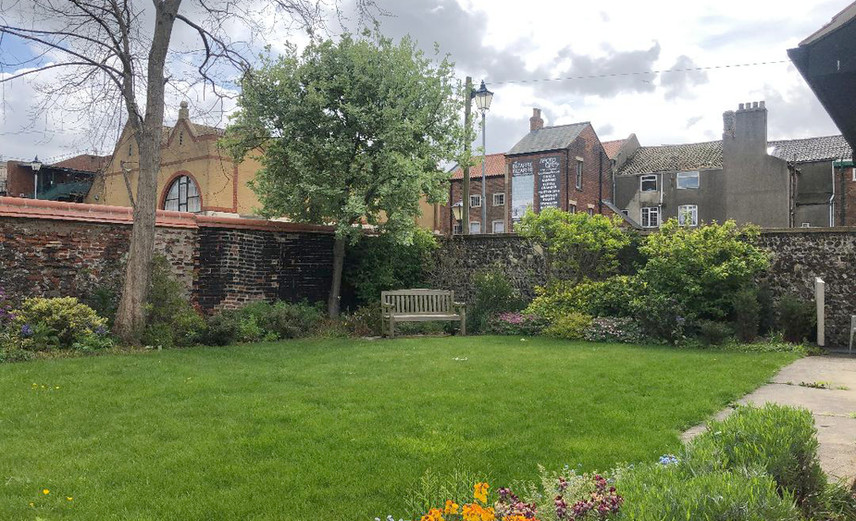 Garden View - Great Yarmouth Meeting House