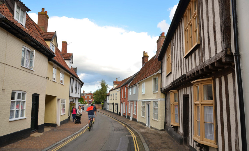 Wymondham Bridewell Street © Cmglee